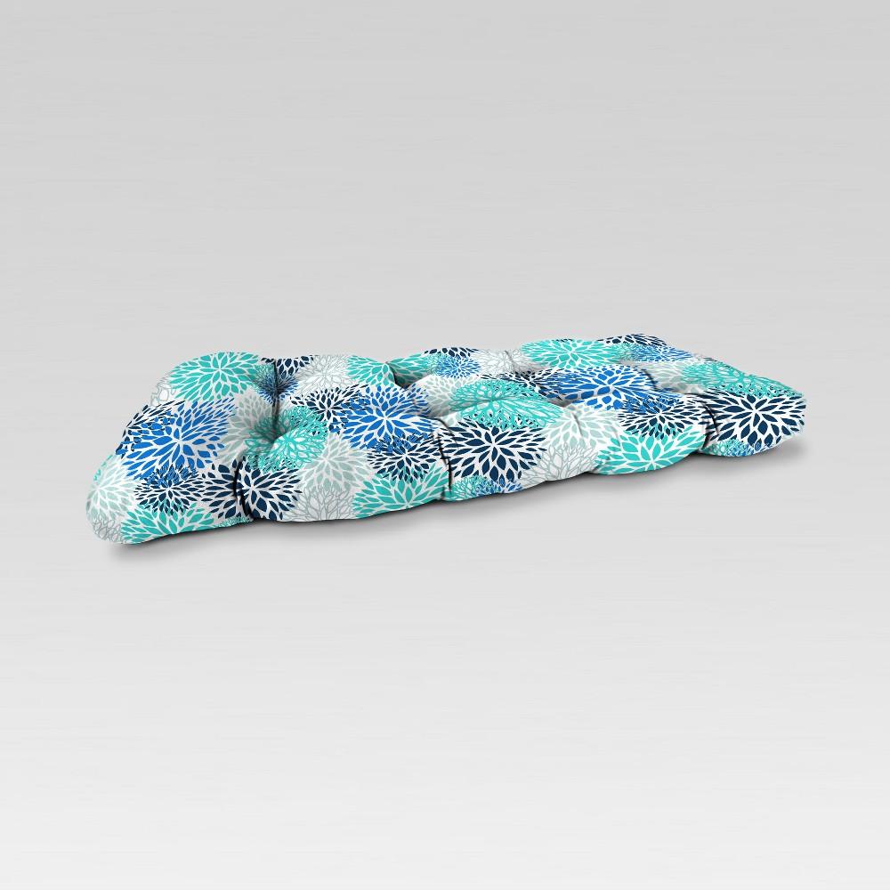 Outdoor Wicker Loveseat Cushion Jordan Manufacturing