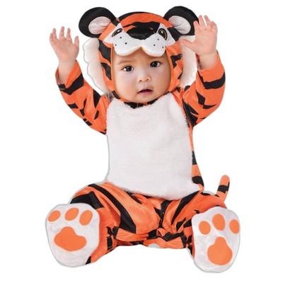 Baby Tiny Tiger Halloween Costume