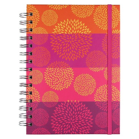 CR Gibson 8x5.75 Multicolor Blank Journal - image 1 of 2
