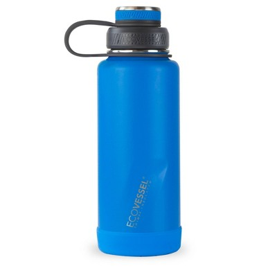 EcoVessel 32oz Insulated Stainless Steel Boulder Water Bottle