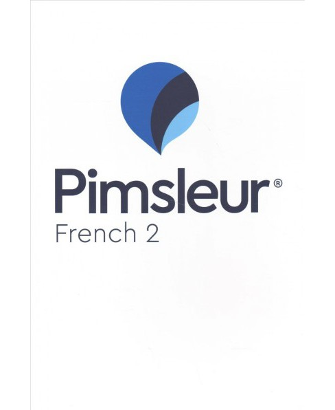 Pimsleur French 2 -  Unabridged (Comprehensive) (CD/Spoken Word) - image 1 of 1