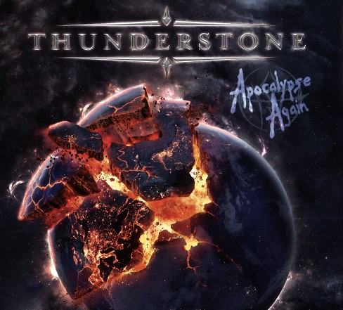 Thunderstone - Apocalypse again (CD) - image 1 of 1