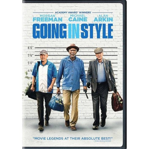 Going in Style (DVD + Digital) - image 1 of 1