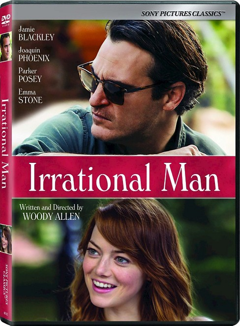 Irrational Man (DVD) - image 1 of 1