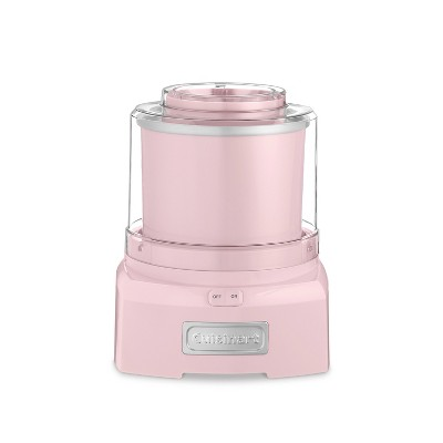 Cuisinart Automatic Frozen Yogurt & Ice Cream Maker - Pink Ice21-Pk
