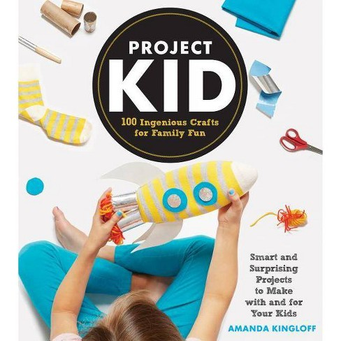 Project Kid - by  Amanda Kingloff (Hardcover) - image 1 of 1