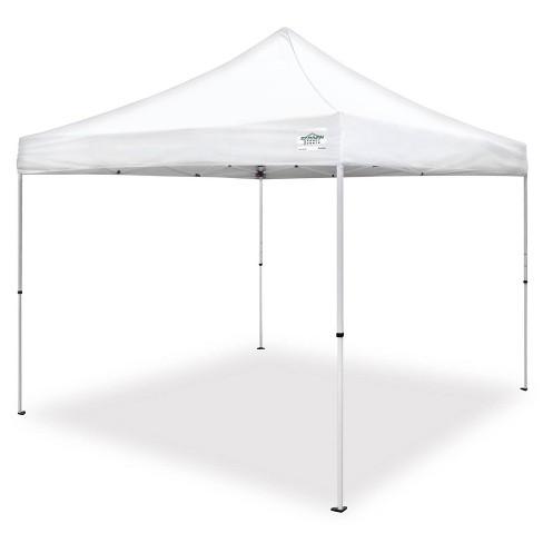 Pop Up Canopy Tent >> Caravan Canopy M Series Pro 2 10 X 10 Ft Straight Leg Pop Up Canopy Tent White