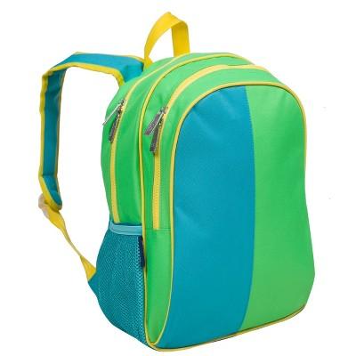 Wildkin Monster Green 15 Inch Backpack