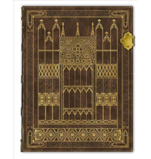 Cambron Abbey Leather Journal -  (Paperback) - image 1 of 1