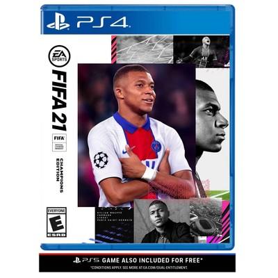 FIFA 21: Champions Edition - PlayStation 4/5