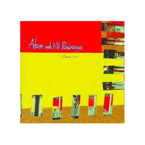 Atom  &  His Package - Making Love (CD) - image 1 of 1