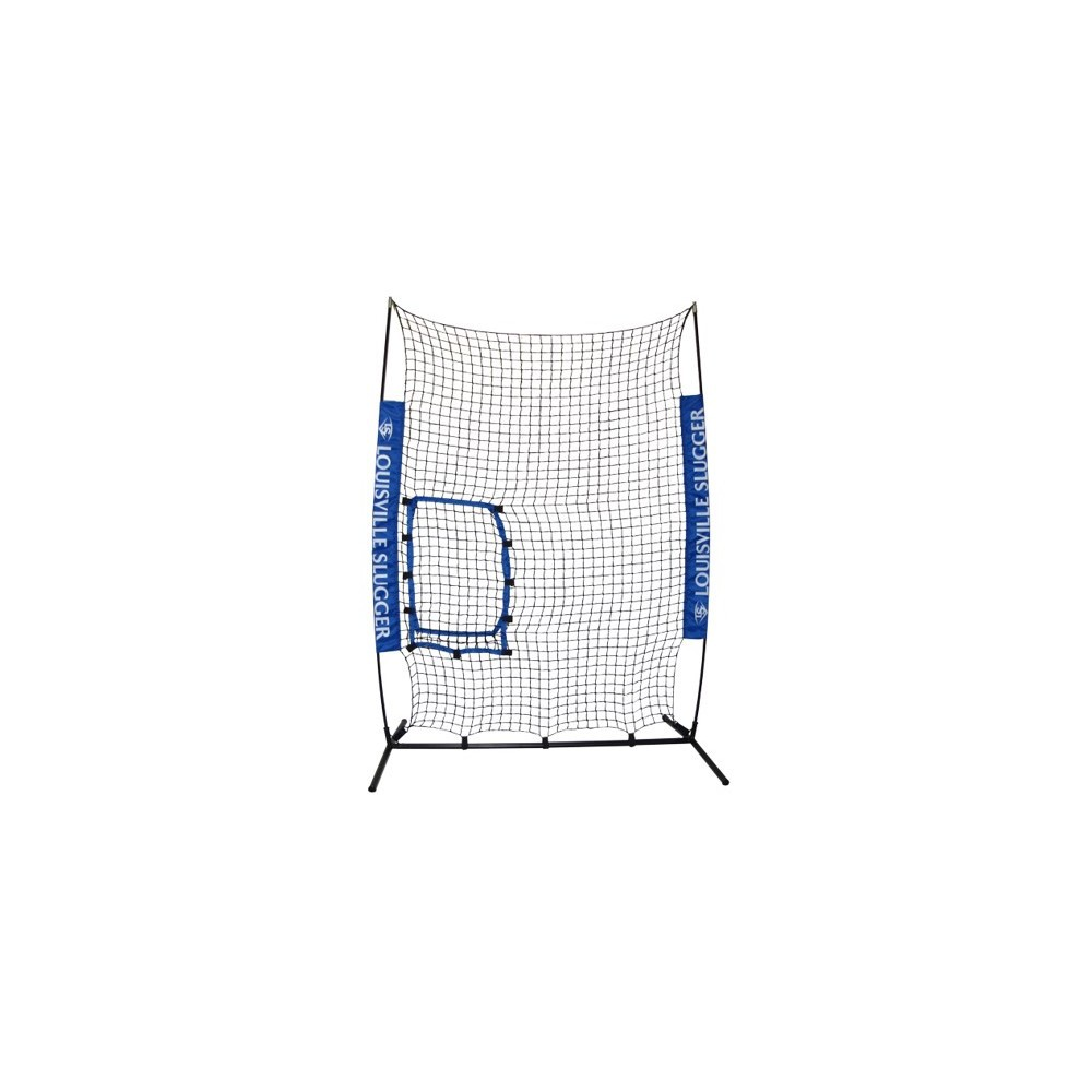Louisville Slugger Ultimate Protective Pitching Screen, Black