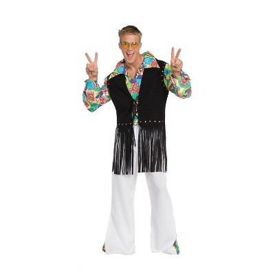 Adult 60's Dude Outta Sight Halloween Costume One Size