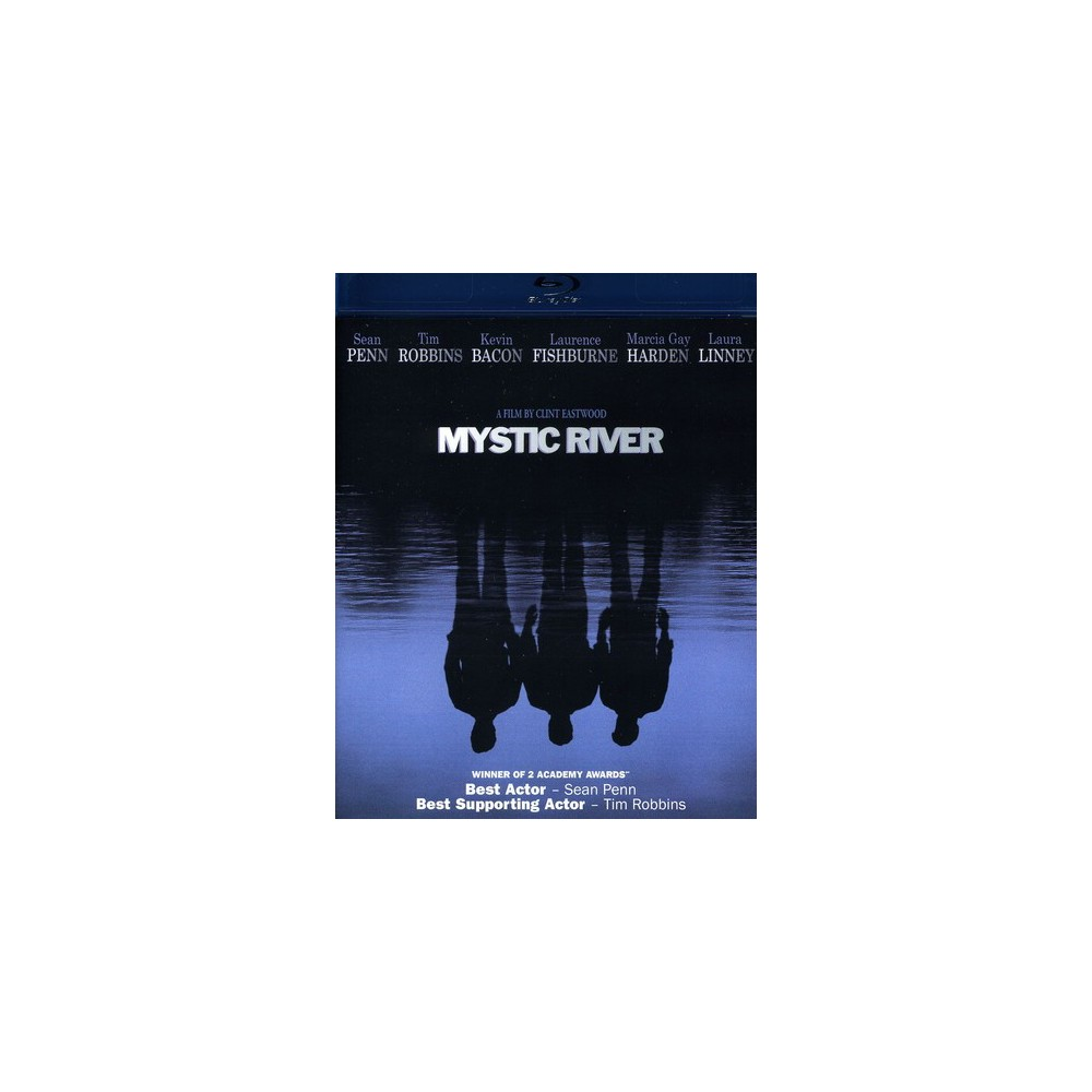 Mystic River Blu Ray