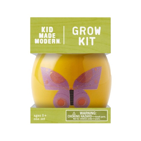 Butterfly Indoor/Outdoor Mini Grow Kit - Kid Made Modern - image 1 of 1
