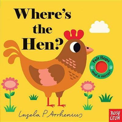 Where's the Hen? - (Board_book)