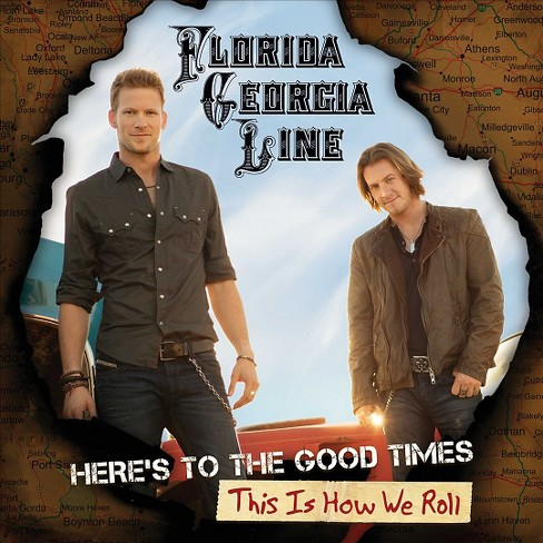Florida Georgia Line - Here's To The Good Times:This Is How (Vinyl) - image 1 of 1