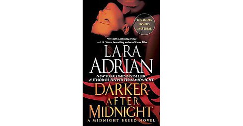 Darker After Midnight (Reprint) (Paperback) - image 1 of 1