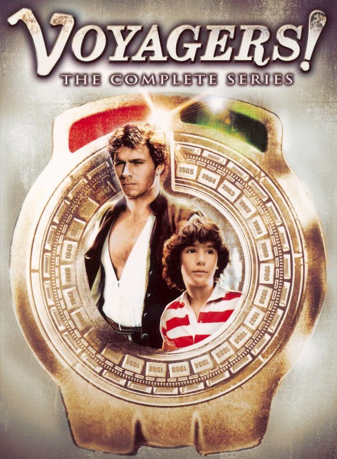 Voyagers the complete series (DVD) - image 1 of 1