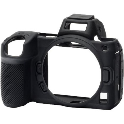 easyCover Silicone Camera Protection Cover for Nikon Z6 and Z7, Black - image 1 of 3
