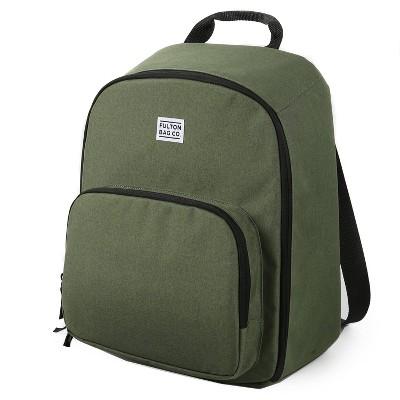 Fulton Bag Co. Diaper Bag - Olivine