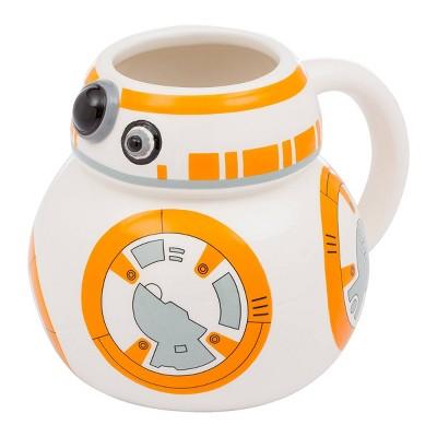 Star Wars BB-8 18oz Ceramic Sculpted Mug