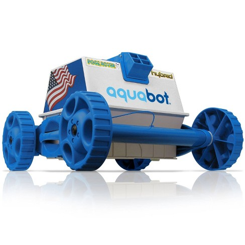 Aquabot Pool Rover Hybrid Above Ground Automatic Swimming Pool Cleaner |  APRV