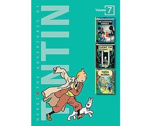 Adventures of Tintin : The Castafiore Emerald / Flight 714 to Sydney / Tintin and the Picaros - image 1 of 1