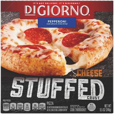 DiGiorno Cheese Stuffed Crust Pepperoni Frozen Pizza - 8.5oz