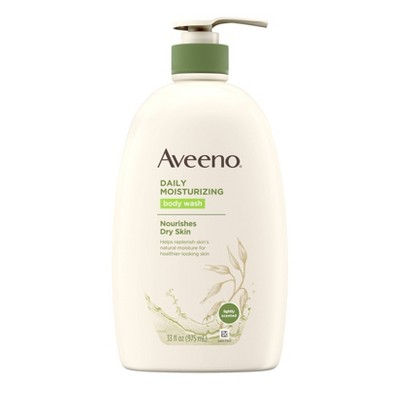 Aveeno Daily Moisturizing Body Wash - 33 fl oz