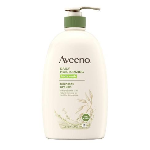 Aveeno Daily Moisturizing Body Wash - 33 fl oz - image 1 of 4