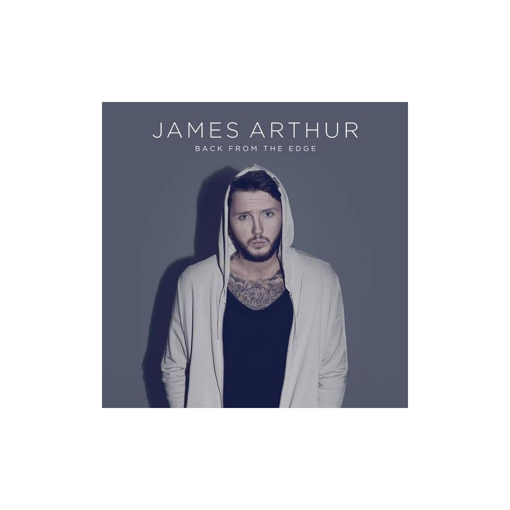 James Arthur Back From The Edge Cd