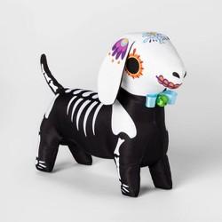 Da de Muertos Fabric Dog Decorative Figure
