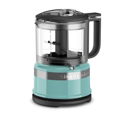 KitchenAid 3.5-Cup Food Chopper - Aqua Sky