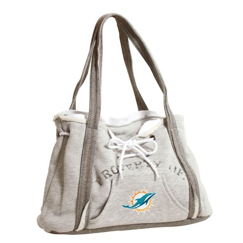 NFL Miami Dolphins Hoodie Purse - image 1 of 2