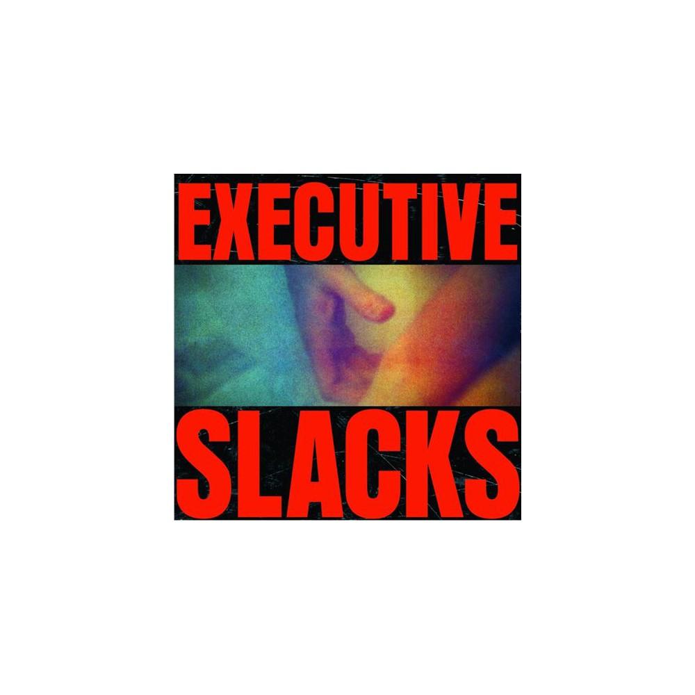 Executive Slacks - Fire & Ice (CD)