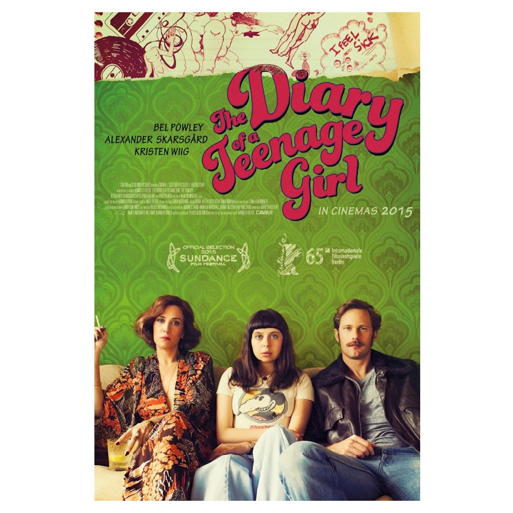 Diary of a Teenage Girl, Movies