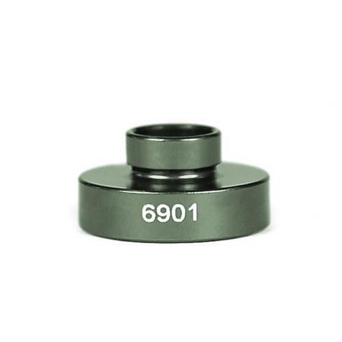 Wheels Manufacturing Open Bore Adaptor Bearing Drift for 6901 Bearings