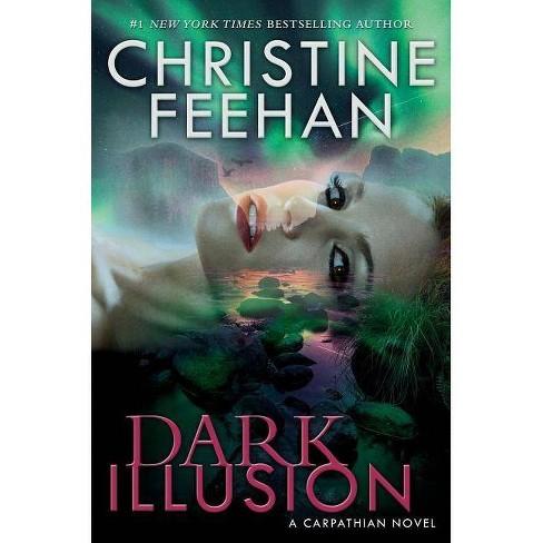 Dark Illusion - (Carpathian Novel) by  Christine Feehan (Hardcover) - image 1 of 1