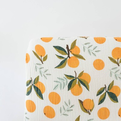 Clementine Kids Fitted Crib Sheet