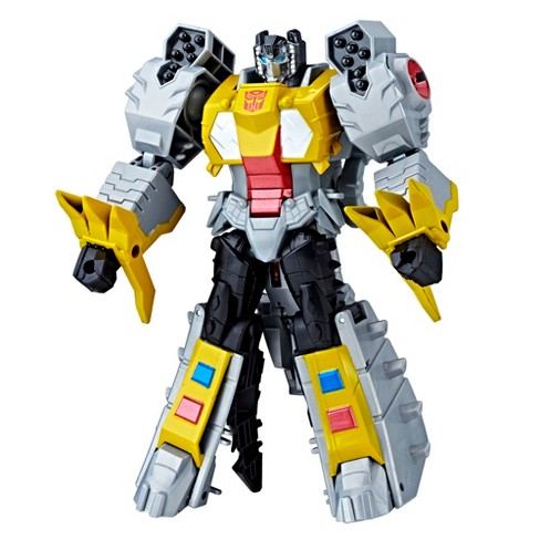 Transformers Cyberverse Grimlock Action Figure - image 1 of 8