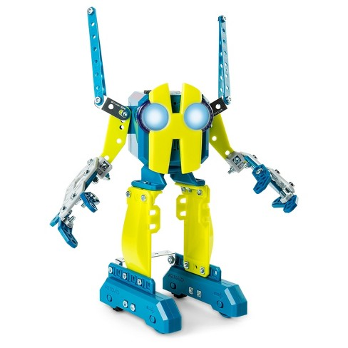 Meccano Erector - Micronoid Code A.C.E. Programmable Robot Building Kit - image 1 of 7