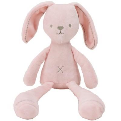 Animal Adventure Bobby Bunny Plush pink