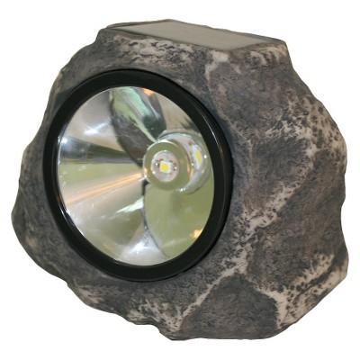 Smart Living Solar LED Rock Light