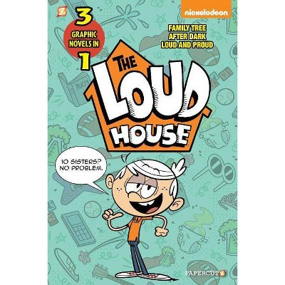 The Loud House 3-In-1 #2 - by  The Loud House Creative Team (Paperback)