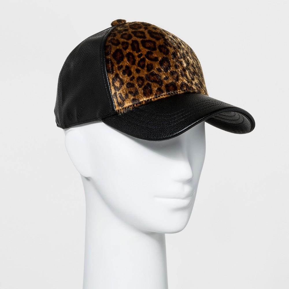Women's Baseball Hat - A New Day Black