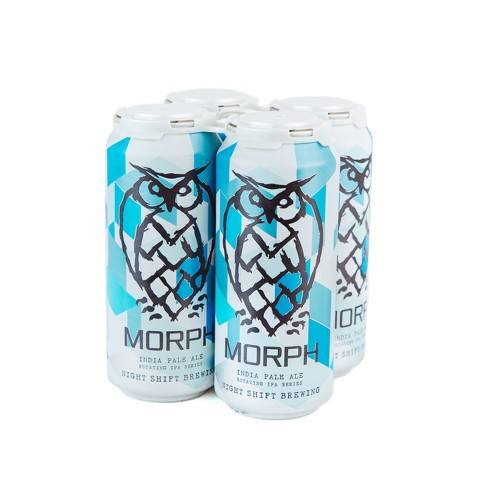 Night Shift Morph Pale Ale - 4pk / 16 fl oz Cans - image 1 of 1