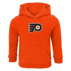 NHL Philadelphia Flyers Toddler Boys' Shootout Poly Hoodie