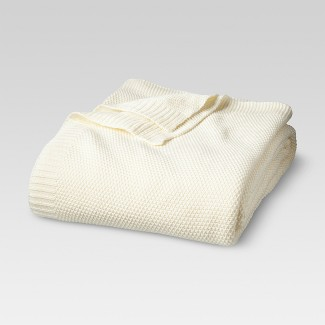 Sweater Knit Blanket Shell (King) - Threshold™