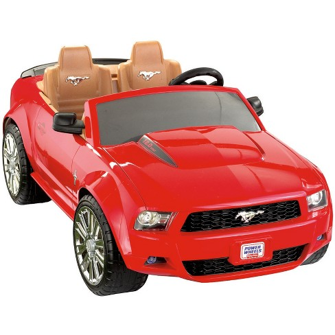 Power Wheels Ford Mustang - image 1 of 6